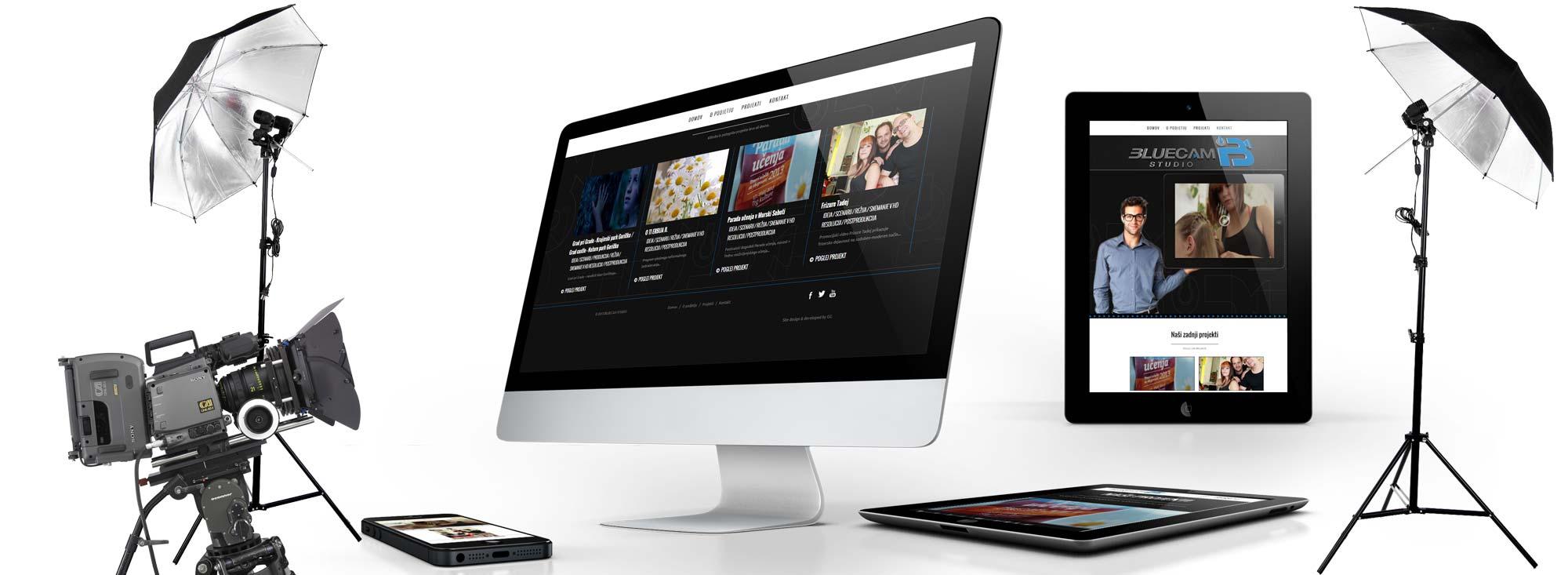 Spletno oblikovanje spletnih strani