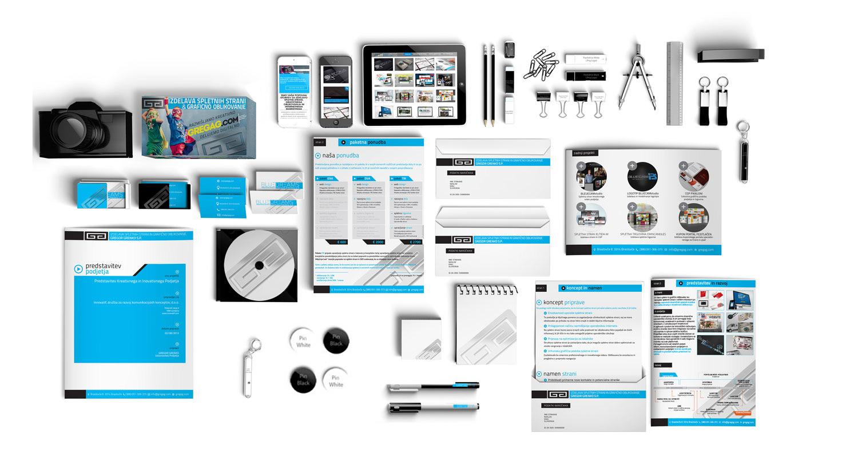Celostna grafična podoba podjetja